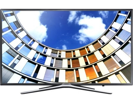 Телевизор Samsung 32 UE32M5503AU LED, Full HD, Smart TV, CMR 600, Темно-серый (Титан)