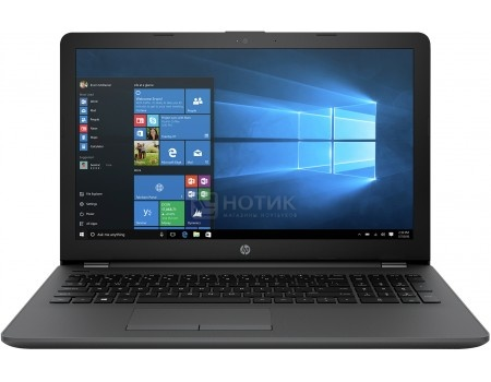 Ноутбук HP 250 G6 (15.6 TN (LED)/ Core i3 6006U 2000MHz/ 4096Mb/ HDD 500Gb/ Intel HD Graphics 520 64Mb) Free DOS [1WY08EA]