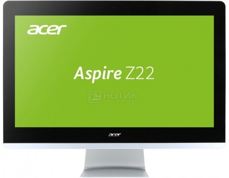 Моноблок Acer Aspire Z22-780 (21.5 TN (LED)/ Core i5 7400T 2400MHz/ 4096Mb/ HDD 1000Gb/ Intel HD Graphics 630 64Mb) Free DOS [DQ.B82ER.006]