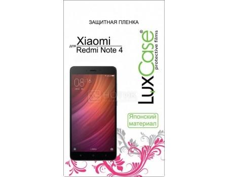 Защитная пленка LuxCase для смартфона Xiaomi Redmi Note 4 (Антибликовая) 54857