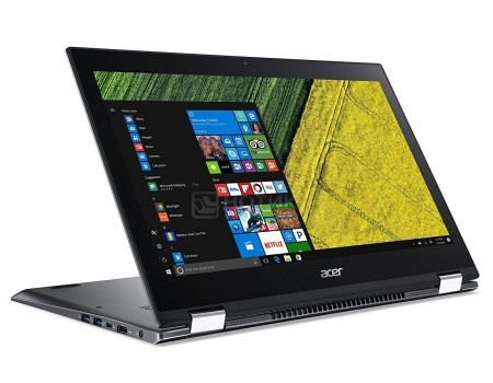 Ноутбук Acer Spin SP515-51N-54WQ (15.6 IPS (LED)/ Core i5 8250U 1600MHz/ 8192Mb/ HDD 1000Gb/ Intel UHD Graphics 620 64Mb) MS Windows 10 Home (64-bit) [NX.GSFER.001]