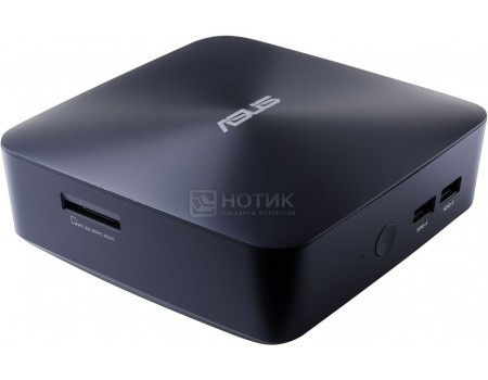 Системный блок Asus VivoMini UN65U-M046M (0.0 / Core i5 7200U 2500MHz/ 4096Mb/ HDD 500Gb/ Intel HD Graphics 620 64Mb) Без ОС [90MS00W1-M00460], арт: 55181 - ASUS
