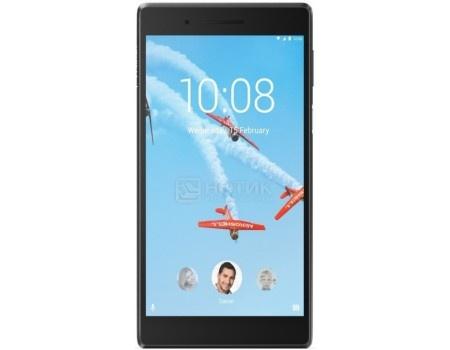 Планшет Lenovo TAB 4 7 TB-7504X 16Gb Black (Android 7.0 (Nougat)/MT8735B 1300MHz/7.0