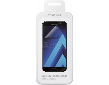 Фотография товара защитная пленка Samsung для смартфона Samsung Galaxy A7 (2017) (прозрачная) ET-FA720CTEGRU (55207)