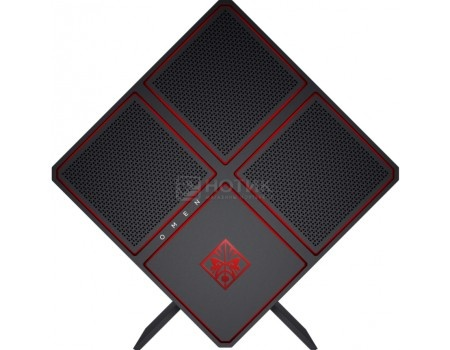 Фотография товара системный блок HP Omen X 900 900-201ur (0.0 / Core i9 7900X 3300MHz/ 32768Mb/ HDD+SSD 2000Gb/ NVIDIA GeForce® GTX 1080Ti 11264Mb) MS Windows 10 Home (64-bit) [2PV30EA] (55216)