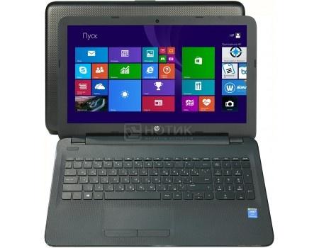Ноутбук HP 15-ac003ur (15.6 TN (LED)/ Pentium Dual Core 3825U 1900MHz/ 4096Mb/ HDD 500Gb/ Intel HD Graphics 64Mb) MS Windows 8.1 (64-bit) [N0J80EA_]