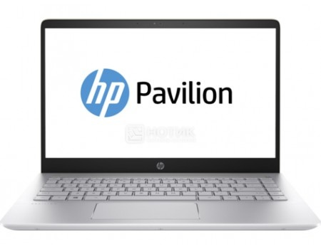 Фотография товара ноутбук HP Pavilion 14-bf106ur (14.0 IPS (LED)/ Core i7 8550U 1800MHz/ 8192Mb/ HDD+SSD 1000Gb/ NVIDIA GeForce GT 940MX 4096Mb) MS Windows 10 Home (64-bit) [2PP49EA] (55237)