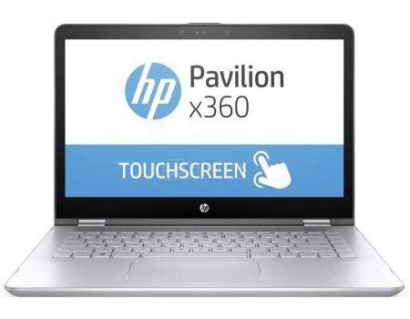 Фотография товара ноутбук HP Pavilion x360 14-ba103ur (14.00 IPS (LED)/ Core i5 8250U 1600MHz/ 6144Mb/ HDD+SSD 1000Gb/ NVIDIA GeForce GT 940MX 2048Mb) MS Windows 10 Home (64-bit) [2PQ09EA] (55241)