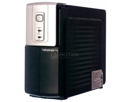 ИБП Ippon Back Office 1000 600Вт 1000ВА , Черный 582021