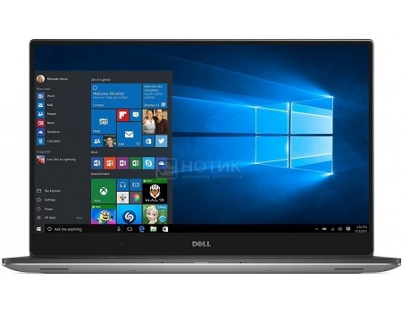 Купить ультрабук Dell XPS 15 (15.6 IPS (LED)/ Core i5 7300HQ 2500MHz/ 8192Mb/ HDD+SSD 1000Gb/ NVIDIA GeForce® GTX 1050 4096Mb) MS Windows 10 Home (64-bit) [9560-5570] (55267) в Москве, в Спб и в России