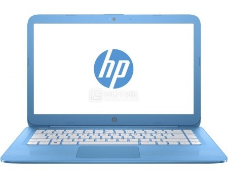 Ноутбук HP Stream 14-ax011ur (14.0 TN (LED)/ Celeron Dual Core N3060 1600MHz/ 2048Mb/ SSD / Intel HD Graphics 400 64Mb) MS Windows 10 Home (64-bit) [2EQ28EA]