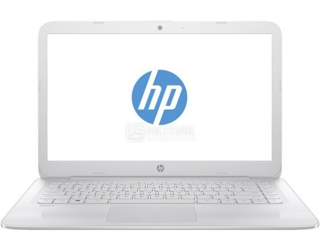 Ноутбук HP Stream 14-ax013ur (14.0 TN (LED)/ Celeron Dual Core N3060 1600MHz/ 2048Mb/ SSD / Intel HD Graphics 400 64Mb) MS Windows 10 Home (64-bit) [2EQ30EA]