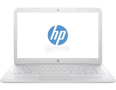 Ноутбук HP Stream 14-ax017ur (14.0 TN (LED)/ Celeron Dual Core N3060 1600MHz/ 4096Mb/ SSD / Intel HD Graphics 400 64Mb) MS Windows 10 Home (64-bit) [2EQ34EA]