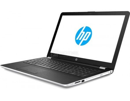 Ноутбук HP 15-bs591ur (15.6 TN (LED)/ Pentium Quad Core N3710 1600MHz/ 4096Mb/ HDD 500Gb/ Intel HD Graphics 405 64Mb) MS Windows 10 Home (64-bit) [2PV92EA]
