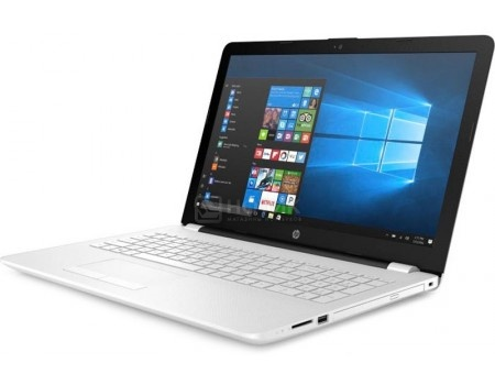Ноутбук HP 15-bs596ur (15.6 TN (LED)/ Pentium Quad Core N3710 1600MHz/ 4096Mb/ HDD 500Gb/ AMD Radeon 520 2048Mb) MS Windows 10 Home (64-bit) [2PV97EA]