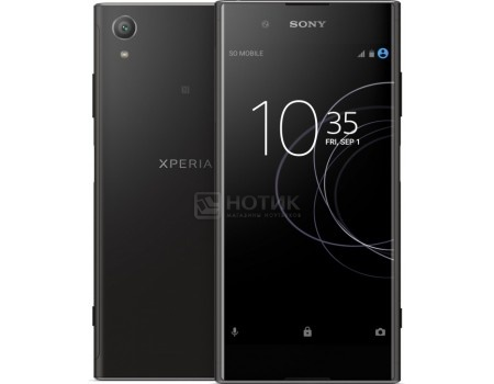 Смартфон Sony Xperia XA1 Plus Dual Black (Android 7.0 (Nougat)/MT6757 2300MHz/5.5