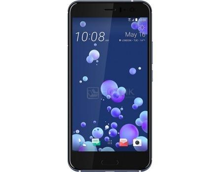 Смартфон HTC U11 Amazing Silver 128Gb (Android 7.1 (Nougat)/MSM8998 2450MHz/5.5* 2560х1440/6144Mb/128Gb/4G LTE ) [99HAMB079-00], арт: 55341 - HTC