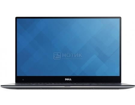 Ультрабук Dell XPS 13 Ultrabook (13.3 IPS (LED)/ Core i7 8550U 1800MHz/ 8192Mb/ SSD / Intel UHD Graphics 620 64Mb) MS Windows 10 Professional (64-bit) [9360-0018], арт: 55356 - Dell