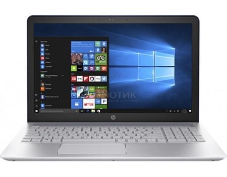 Фотография товара ноутбук HP Pavilion 15-cc523ur (15.6 IPS (LED)/ Core i3 7100U 2400MHz/ 4096Mb/ HDD 500Gb/ Intel HD Graphics 620 64Mb) MS Windows 10 Home (64-bit) [2CT22EA] (55368)