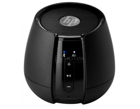 Портативная колонка HP S6500 Black Bluetooth, 2Вт, Черный N5G09AA  - купить со скидкой