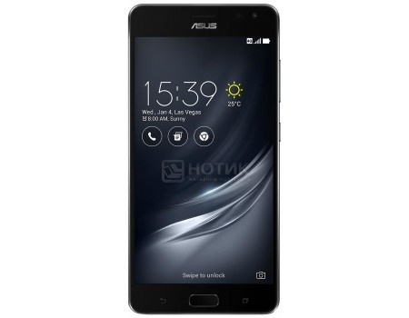 Смартфон ASUS Zenfone AR ZS571KL-2A064A Black (Android 7.0 (Nougat)/MSM8998 2350MHz/5.7
