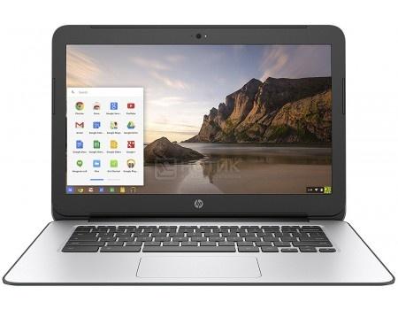 Ноутбук HP Chromebook G4 (14.0 TN (LED)/ Celeron Quad Core 2955U 1830MHz/ 4096Mb/ SSD / Intel HD Graphics 64Mb) Chrome OS [P5T61EA]