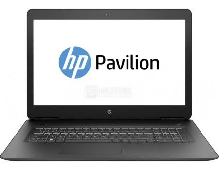 Фотография товара ноутбук HP Pavilion 17-ab318ur (17.3 IPS (LED)/ Core i7 7700HQ 2800MHz/ 8192Mb/ HDD 1000Gb/ NVIDIA GeForce® GTX 1050Ti 4096Mb) MS Windows 10 Home (64-bit) [2PQ54EA] (55580)