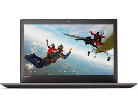Ноутбук Lenovo IdeaPad 320-17 (17.3 IPS (LED)/ Core i3 6006U 2000MHz/ 4096Mb/ HDD 500Gb/ NVIDIA GeForce GT 920MX 2048Mb) Free DOS [80XJ003MRK]