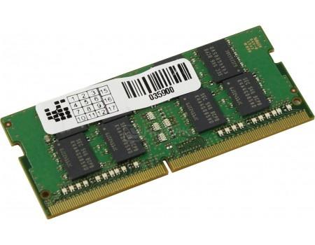 Модуль памяти Samsung SO-DIMM DDR4 8192Mb PC4-19200 2400MHz 1.2V, CL17, M471A1K43СB1-CRC