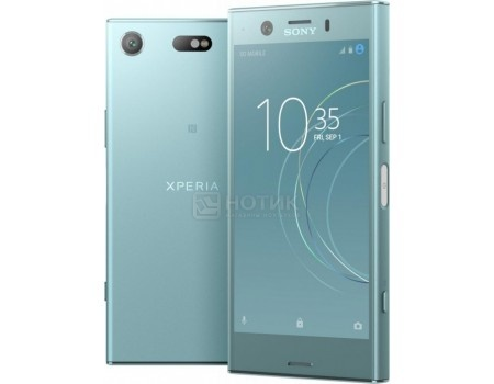Sony Xperia XZ1 Compact Blue (Android 8.0 (Oreo)/MSM8998 2350MHz/4.6