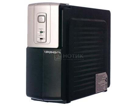 ИБП Ippon Back Office 400 200Вт 400ВА , Черный 74262