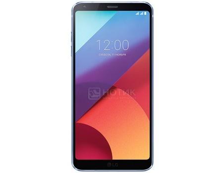 "Фотография товара смартфон LG G6 H870 32Gb Blue (Android 7.0 (Nougat)/MSM8996 2350MHz/5.7"" 2880x1440/4096Mb/32Gb/4G LTE ) [LGH870S.ACISBL] (55767)"