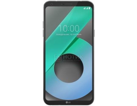 "Фотография товара смартфон LG Q6+ M700AN Black (Android 7.1 (Nougat)/MSM8940 1400MHz/5.5"" 2160x1080/4096Mb/64Gb/4G LTE ) [LGM700AN.A4ISBK] (55770)"