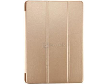 Чехол-подставка IT Baggage для планшета Huawei MediaPad T3 10 Искусственная кожа (ультратонкий), Золотистый ITHWT3105-9, арт: 55779 - IT Baggage