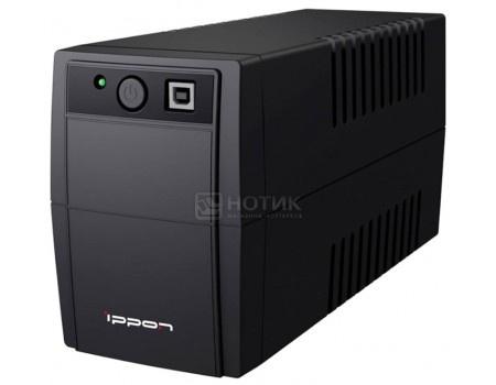 ИБП Ippon Back Basic 1050 Euro 600Вт 1050ВА , Черный 403409