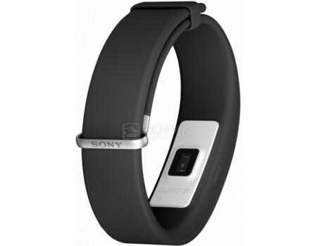 Фотография товара фитнес-браслет Sony SmartBand 2 SWR12, BT, NFC, Черный (55794)
