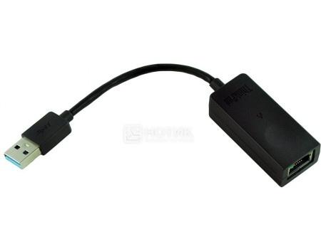 Сетевой адаптер Lenovo ThinkPad USB 3.0 to Ethernet Adapter, 4X90E51405, Черный, арт: 55805 - Lenovo