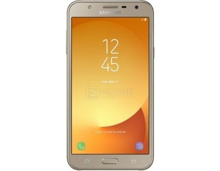 Смартфон Samsung Galaxy J7 Neo SM-J701F Gold (Android 7.0 (Nougat)/Exynos 7870 1600MHz/5.5* 1280x720/2048Mb/16Gb/4G LTE ) [SM-J701FZDDSER], арт: 55807 - Samsung