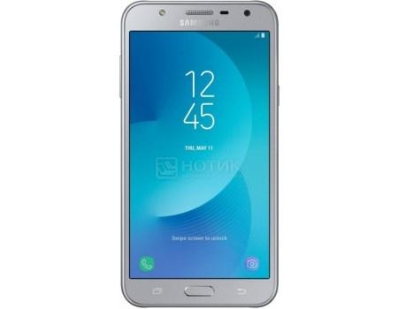 Смартфон Samsung Galaxy J7 Neo SM-J701F Silver (Android 7.0 (Nougat)/Exynos 7870 1600MHz/5.5* 1280x720/2048Mb/16Gb/4G LTE ) [SM-J701FZSDSER], арт: 55808 - Samsung