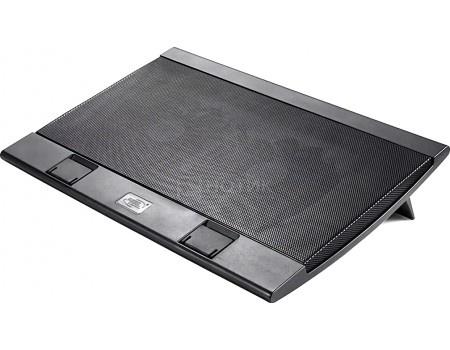 "Подставка для ноутбука 17"" DeepCool WIND PAL, 4xUSB 2.0, 2xВентилятора 140мм, Черный WINDPAL"