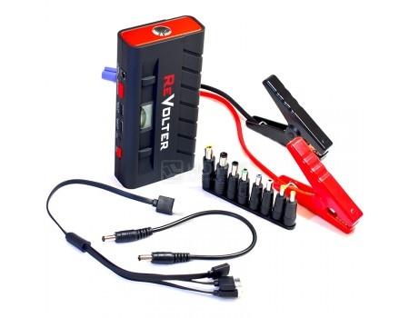 Мобильный многоцелевой источник питания ReVolter Nitro, 2xUSB 5В/2.1А , 12В / 3.5A, 16В/19В / 3.5A, 12В, 15 000 мАч, арт: 55900 - ReVolter