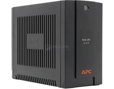 ИБП APC Back-UPS 650 390Вт 650ВА, Черный BX650CI-RS, арт: 55905 - APC