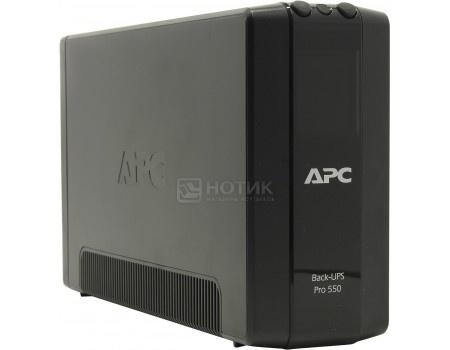 Фотография товара иБП APC Back-UPS Pro 550 330Вт 550ВА, Черный BR550GI (55912)