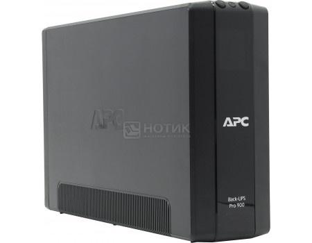 Фотография товара иБП APC Back-UPS Pro 900 540Вт 900ВА, Черный BR900G-RS (55913)