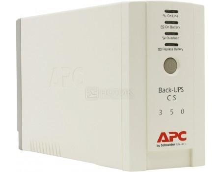ИБП APC Back-UPS 350 210Вт 350ВА, Белый BK350EI, арт: 55919 - APC