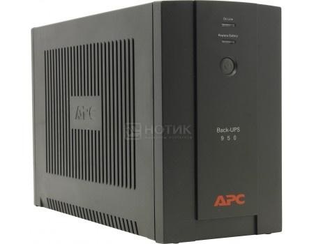 Фотография товара иБП APC Back-UPS 950 480Вт 950ВА, Черный BX950UI (55920)