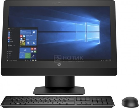 Моноблок HP ProOne 600 G3 (21.5 IPS (LED)/ Core i5 7500 3400MHz/ 8192Mb/ SSD / Intel HD Graphics 630 64Mb) MS Windows 10 Professional (64-bit) [2KR73EA]