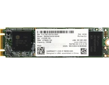 Внутренний SSD-накопитель Intel 540s Series 256GB M.2 2280, SATA-III, TLC, SSDSCKKW256H6X1 от Нотик