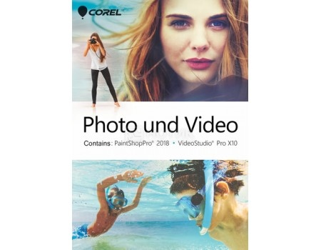 Электронная лицензия Corel Video Suite 2018 ML ESD Global, ESDPVS2018ML (Многоязычный)