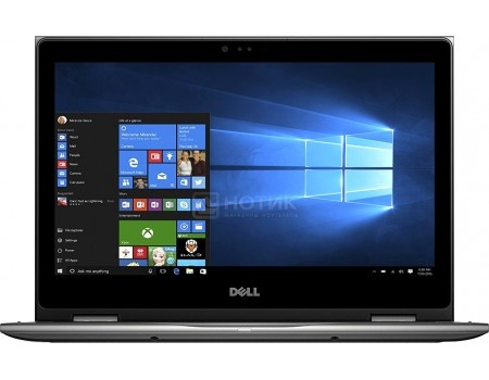 Ноутбук Dell Inspiron 5378 (13.3 IPS (LED)/ Core i3 7100U 2400MHz/ 4096Mb/ SSD / Intel HD Graphics 620 64Mb) Linux OS [5378-5532]